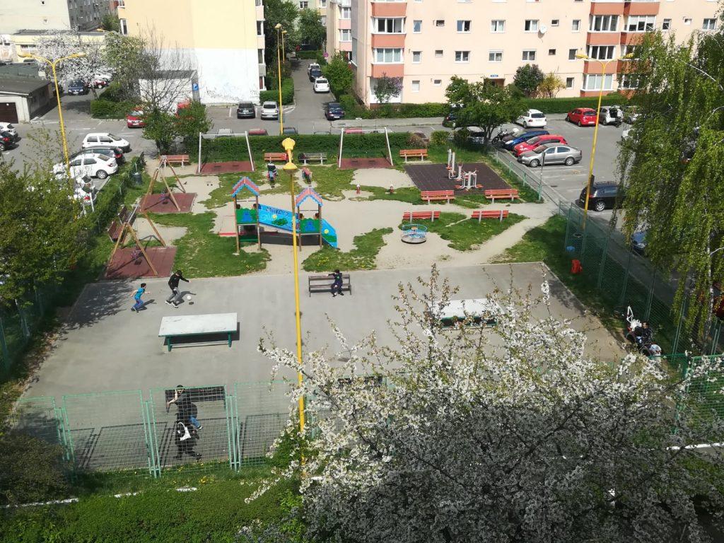 starea de urgență în parcuri